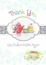 Tea Thank You Card