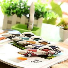 2Pcs/set Funny Novelty Design Racing Car Shaped Ballpoint Pen Office Gifts