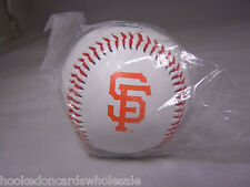 1 San Fransisco Giants Team Logo Ball MLB Baseball Rawlings