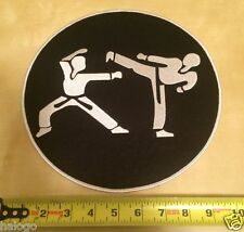 LARGE MARTIAL ARTS PATCH - 10 INCH PATCH - LGMART01
