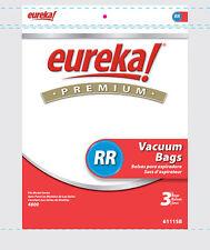 Eureka RR Vacuum bags (3pk) Genuine Part # 61115B