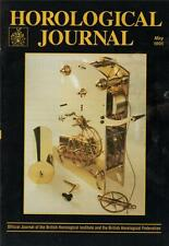 Horological Journal 137/4 A. Lange & Sohne. Bespoke Wall Regulator.  z25