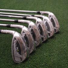 TaylorMade Golf 2017 M1 LEFT HAND Irons 5-PW XP95 Steel Regular Flex - NEW