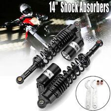 360mm 14'' Rear Air Shock Absorbers Suspension ATV Motorcycle Dirt Bike Quad