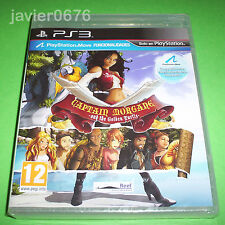 CAPTAIN MORGANE AND THE GOLDEN TURTLE NUEVO PRECINTADO PAL ESPAÑA PLAYSTATION 3