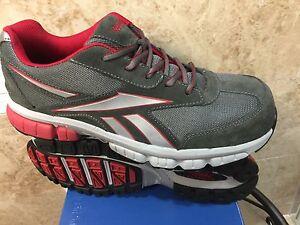 Reebok ASTM safety composite toe work steel lightweight tennis shoe boot RB4890