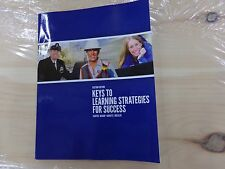 Keys To Learning Strategies for Success Text Book ~ Like New