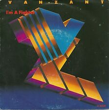 "Van - Zant  I`m a Fighter (1985)  HOLLAND 7"""