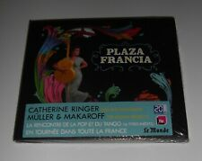 PLAZA FRANCIA: CATHERINE RINGER & GOTAN PROJECT - A NEW TANGO SONGBOOK, CD NEUF