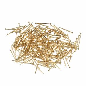 Trimits Impex Short Sequin Pins GOLD per pack of 200 Approx.