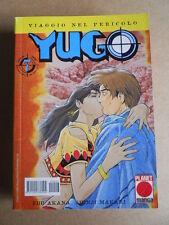 YUGO Viaggio Nel Pericolo - Shu Akana vol.7 Planet Manga   [G370N]