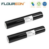 2x 3000mAh Battery for Streamlight Stinger 75175 75375 Poly HP 75302 XT ST25170