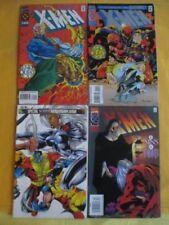 Uncanny X-Men - Collection of 4, 1995 comic books