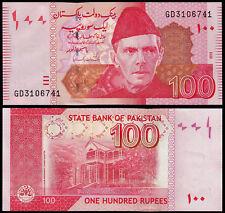 PAKISTAN 100 RUPEES (P48g) 2012 UNC