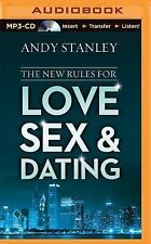 The New Rules for Love, Sex and Dating by Andy Stanley (2015, MP3 CD,...