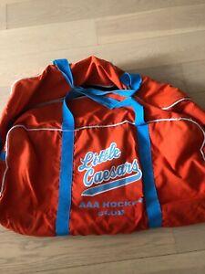Little Caesars AAA Pro Stock Hockey Bag
