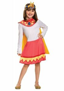 Cleo Graves Super Monsters Toddler Classic Costume