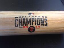 "San Francisco Giants 2014 World Series Champions 18"" Mini Bat Louisville Slugger"