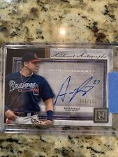 New Listing2020 Topps Museum Collection Austin Riley Archival Autographs 105/199
