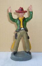 """Wildwest - Figur aus Masse : Cowboy """"Hände hoch"""" von CHIALU"""