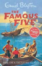 Five on a Treasure Island (Famous Five), Enid Blyton, New