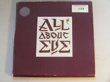 ALL ABOUT EVE In The Clouds Ltd. edition / poster Ex+ Mercury 1987 UK P/S 7""