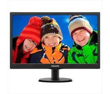 "Philips Monitor 19.5 Pollici NUOVO TG. 20/"" 16:9 1600x900 Nero"