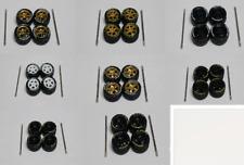 Set de jantes  pneu gomme choix  pour Custom (ET)