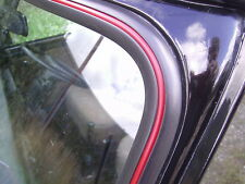 Classic Mini Windscreen Windshield Rear Screen Insert Trim In RED