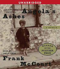 Angela's Ashes A Memoir by Frank McCourt CD Audiobook