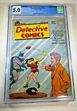 DETECTIVE COMICS #115 CGC 5.0 1946