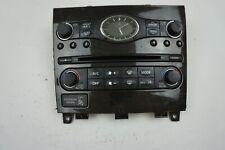 2008-2009 Infiniti EX35  AC Control OEM