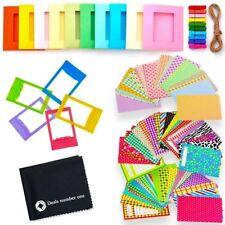 Colorful Bundle Kit Accessories for Fujifilm Instax Mini 9/8 Camera. Basic kit!