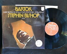 Bartok - Mikrokosmos Vol.6 - Stephen Bishop - Philips 6500 013 - Imported - NM