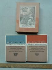 The Juniper Tree and Other Tales from Grimm 2 VOL Box set Maurice Sendak 1973