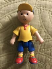 PBS Caillou ... Calliou Figures Movable Arms And Legs