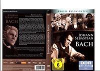Johann Sebastian Bach - Grosse Geschichten   [2 DVDs] (2014) DVD 21752