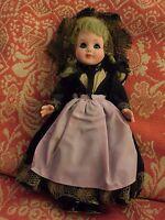 VINTAGE GERMAN Maar Ernst & Sohn Emaso MMM plastic doll great original clothes