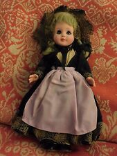 VINTAGE GERMAN Maar Ernst & Sohn Emaso MMM plastic doll great original clothes