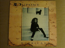 "DUPONT HURRICANE 12"" ORIG '90 MCA STAMPED PROMO COPY FUNK CHUCKII BOOKER MINT-"