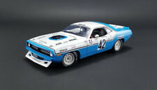 ACME Plymouth Trans Am Barracuda #42 - Henry Chemin - Chrysler of France 1/18