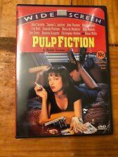 Pulp Fiction (DVD, 1998)