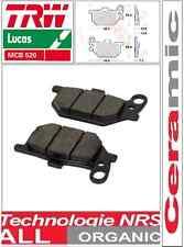 2 Plaquettes frein Avant TRW Lucas Organic MCB520 XS Yamaha  XV 750 SE 5G5 81-82