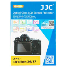 JJC GSP-Z7 Optical Glass LCD Screen Protector Tempered Film for NIKON Z6 Z7
