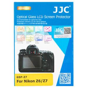 JJC Optical Glass LCD Screen Protector Tempered Film fr NIKON Z6 Z7 Z5 Z6II Z7II