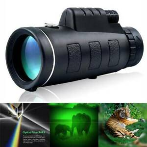 40X60 Binoculars HD Night Vision Prism High Power Waterproof Telescope Outdoor·