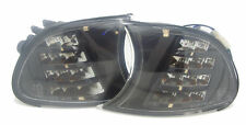 For BMW 3 Series E46 Coupe Cabrio 1998-01 Black Smoked LED Front Indicators