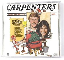 Carpenters CD Made in Japan Christmas Portrait 1984 A & M - 3210 DIDX 186