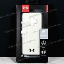 Under Armour UA Protect Verge Case Samsung Galaxy S9 Clear Graphite Gunmetal Gra