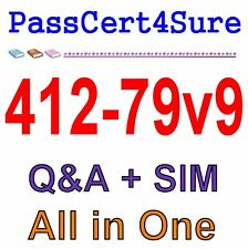 EC-Council Certified Security Analyst (ECSA) v9 412-79v9 Exam Q&A PDF+SIM